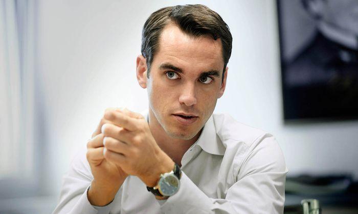 H. Moser & Cie CEO Edouard Meylan ist humorbegabter Vorkämpfer für strengere Swiss-Made-Regeln.