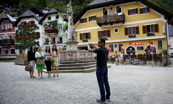 Travel Destination: Salzkammergut