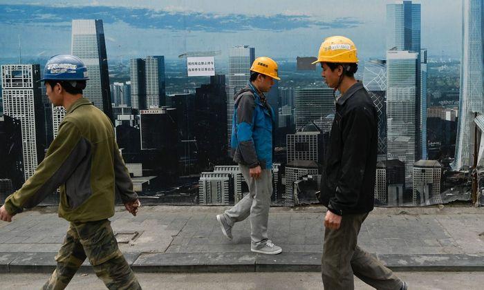 Werden bald chinesische Firmen den Europäern lukrative öffentliche Aufträge wegschnappen?