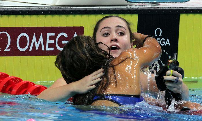 SWIMMING - FINA World Junior Swimming Championships