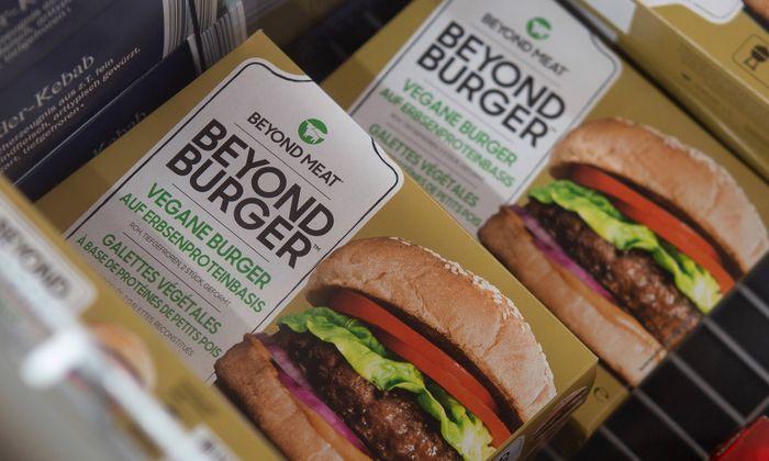 Der Hype um vegane Burger hält an.