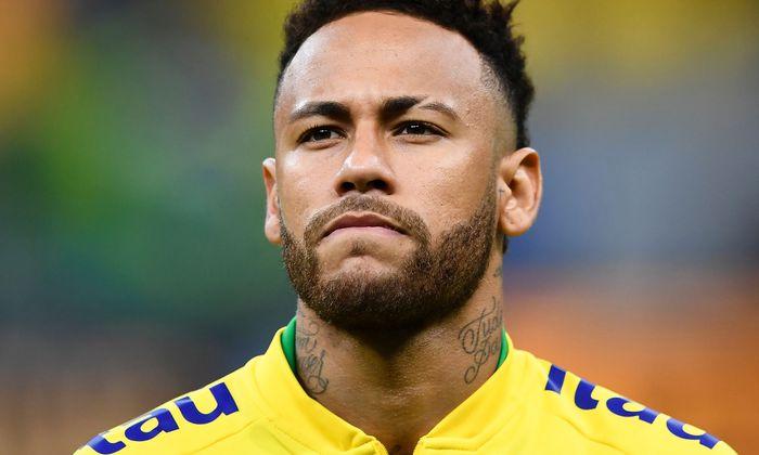 Nicht nur ganz Brasilien spricht über Neymar.