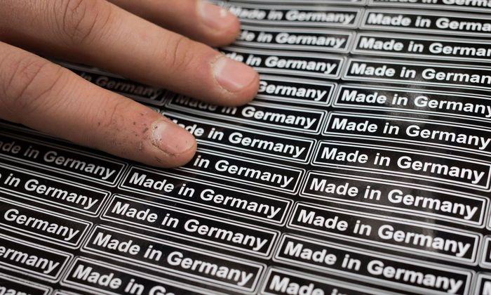 Made in Germany ist weltweit gefragt
