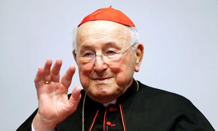 Kardinal Walter Brandmüller.