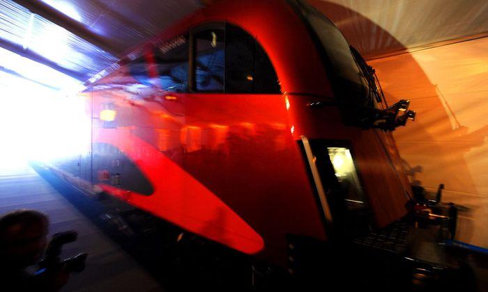 PRAESENTATION 'RAILJET'