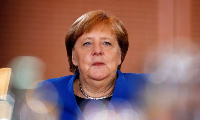Angela Merkel wird oft als mögliche Nachfolgerin von EU-Ratspräsident Donald Tusk ins Spiel gebracht