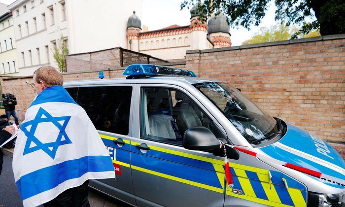 Stephan B. greift in Halle die Synagoge an und tötet zwei Menschen.