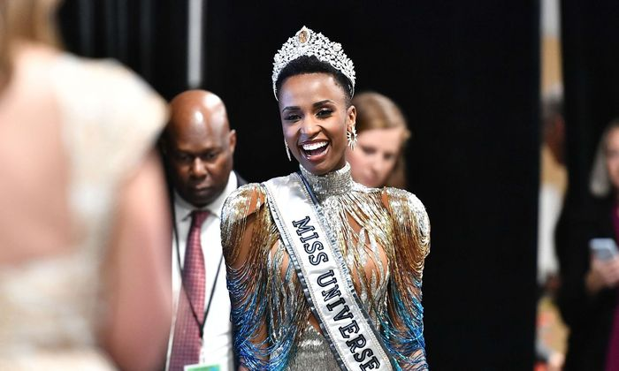 Südafrikanerin Zozibini Tunzi ist die neue