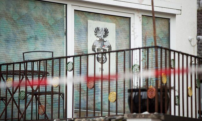 """In Deutschland starb ein Polizist durch Schüsse eines sogenannten """"Reichsbürgers"""""""