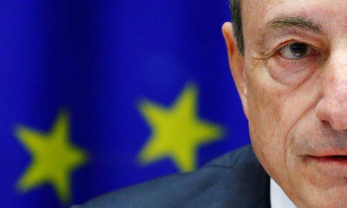 EZB-Chef Mario Draghi hat keine Eile bei Zinserhöhung