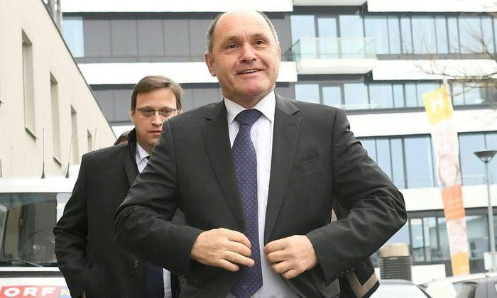 Innenminister Wolfgang Sobotka (ÖVP)
