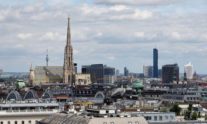 Die Wiener Innenstadt