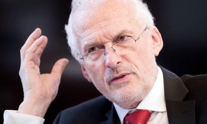 Justizminister Josef Moser (ÖVP)
