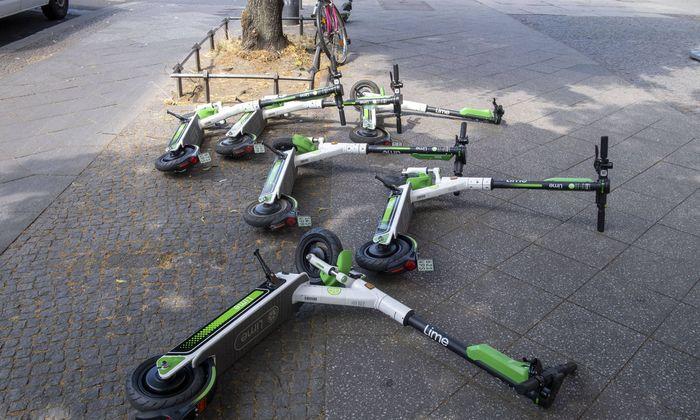 Die meisten Roller gehen kaputt, bevor sie Gewinn bringen können.