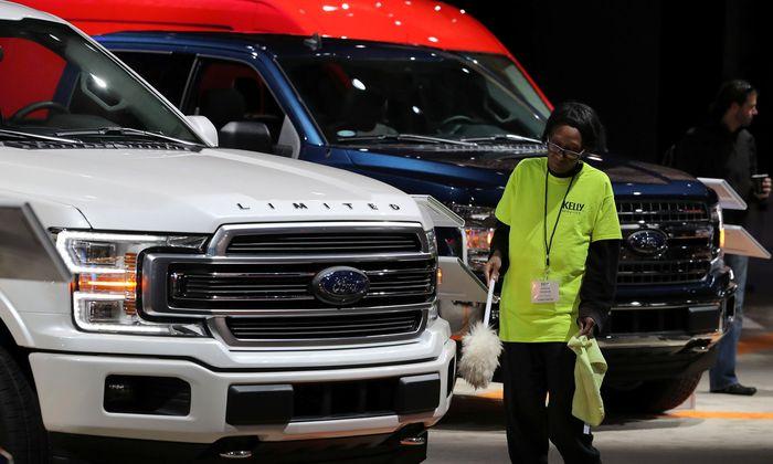 Autoriese Ford punktet nur am Heimmarkt USA mit seinen SUV's und Pick-ups