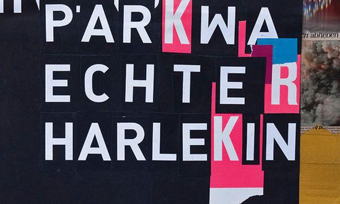 Parkwaechter Harlekin Liebe