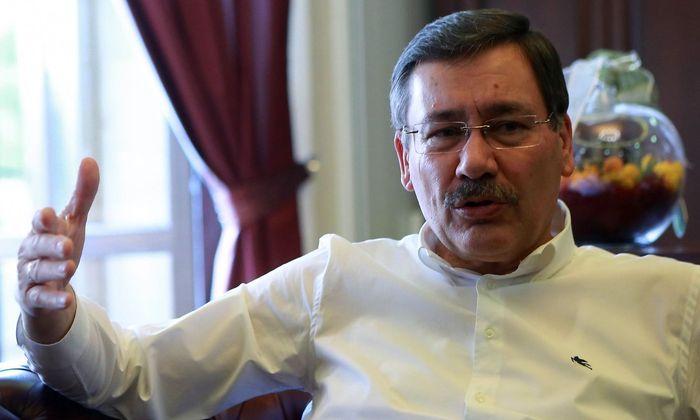 Der Bürgermeister Ankaras.