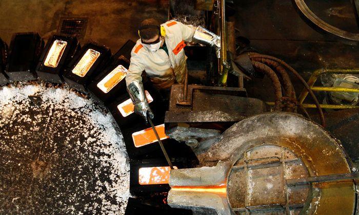 Das Edelmetall wird für den Bau von E-Fahrzeugen gebraucht.