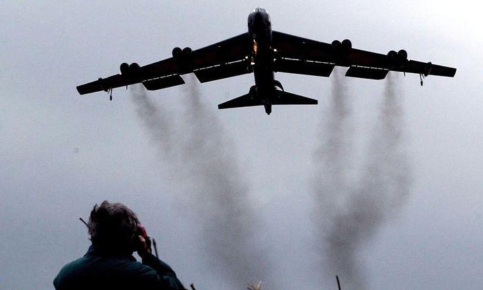 Der Iran und die USA steuern auf einen Krieg zu. (Archivbild)