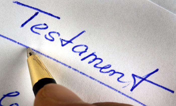 Über die Gültigkeit von Testamenten wird viel gestritten, und ein bloßer Formfehler kann dazu führen, dass der letzte Wille dann doch nicht erfüllt wird.