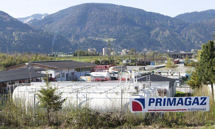 Anlass für den Rechtsstreit zwischen Unternehmen und Anrainern war ein Flüssiggaslager in Tirol.