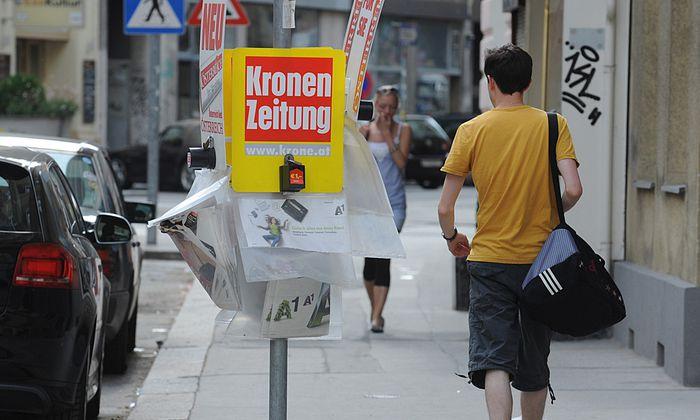 Symbolbild Kronen Zeitung