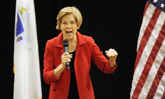 Elizabeth Warren kandidiert erneut für den Senatssitz in Massachusetts.