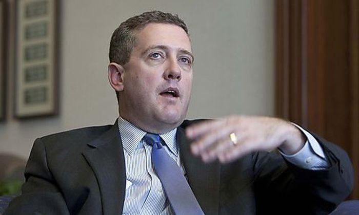 Der Präsident der Fed von St. Louis, James Bullard, sieht große Gefahr für Weltwirtschaft