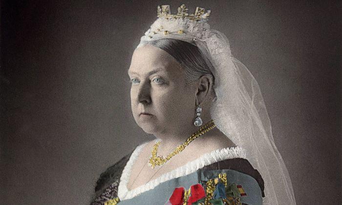 Zum Golden Jubilee trug Queen Victoria ihren Hochzeitsschleier.