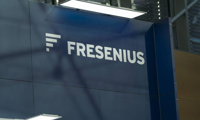 Pressekonferenz der Fresenius SE & Co KGaA in der Konzernzentrale Bad Homburg Der Vorstand Stepha
