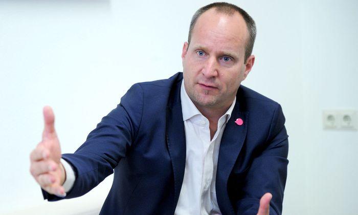 Neos-Parteichef Matthias Strolz
