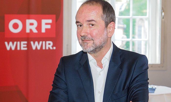 ORF-Festspielempfang in Salzburg: Auftakt zu rund 100 Programmstunden der ORF-Kulturflotte