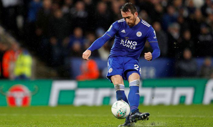 FILE PHOTO: Carabao Cup Quarter-Final - Leicester City v Manchester City
