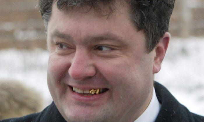 Präsident Petro Poroschenko.