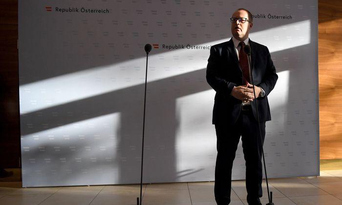 Finanzstaatssekretär Hubert Fuchs (FPÖ) arbeitet seit Monaten als Mitglied der Expertengruppe an der Steuerreform.