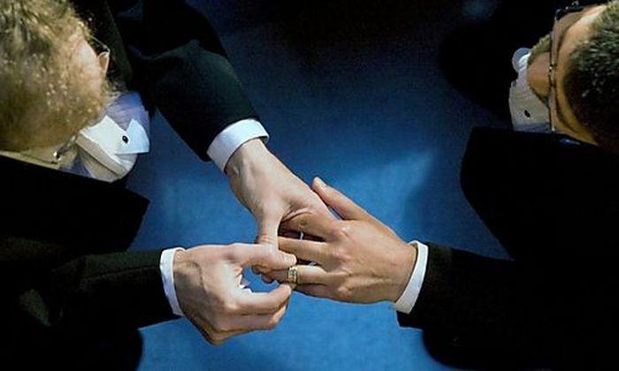 Trauungssaal im Grazer Rathaus wird nicht für die Eintragung von homosexuellen Partnerschaften geöffnet