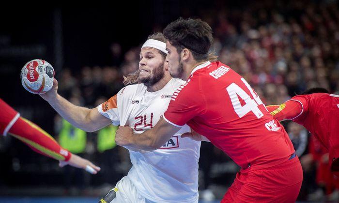 Die Dänen rund um Superstar Mikkel Hansen hatten beim 39:16 gegen Chile trotz Festhaltetaktik leichtes Spiel. Beide Teams treffen bei der WM noch auf Österreich.