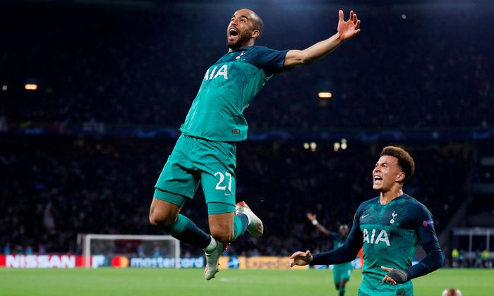 Champions League Semi Final Second Leg - Ajax Amsterdam v Tottenham Hotspur
