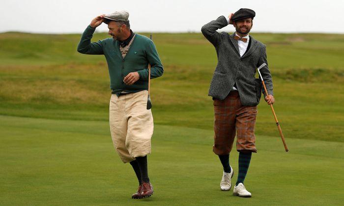 Hickory ist mehr als die Vintage-Variante von Golf