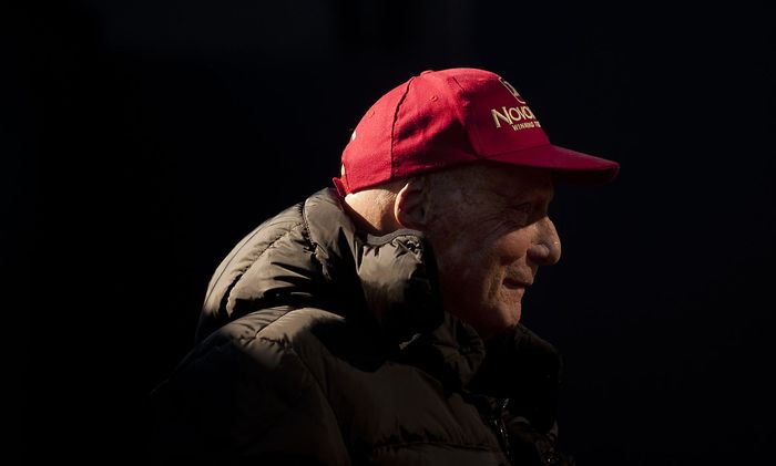 Archivbild von Niki Lauda