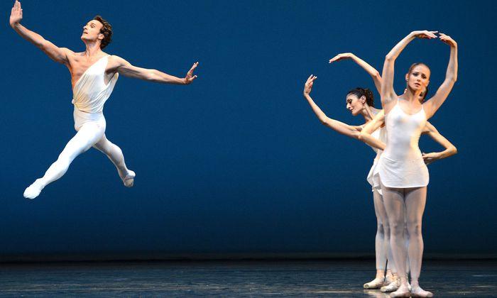 Archivbild: Ballett in der Wiener Staatsoper
