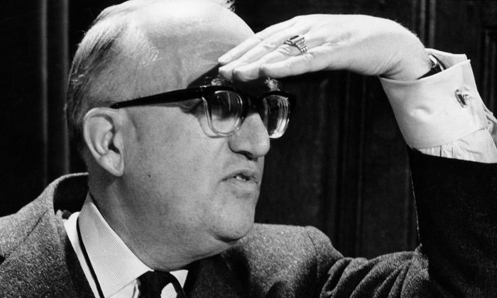 EU-Vordenker Walter Hallstein: Mit der heutigen Union zufrieden?