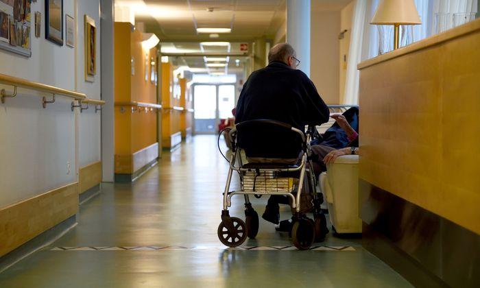 Die Zahl der zu Pflegenden steigt aufgrund der zunehmend alternden Bevölkerung stetig an.