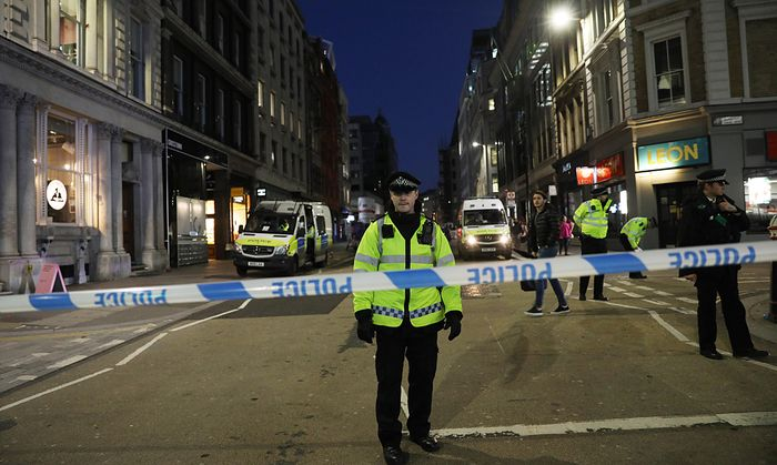 Messerattacke auf London Bridge: Scotland Yard vermutet Terror