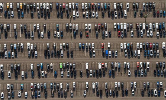 GERMANY-AUTO-VOLKSWAGEN