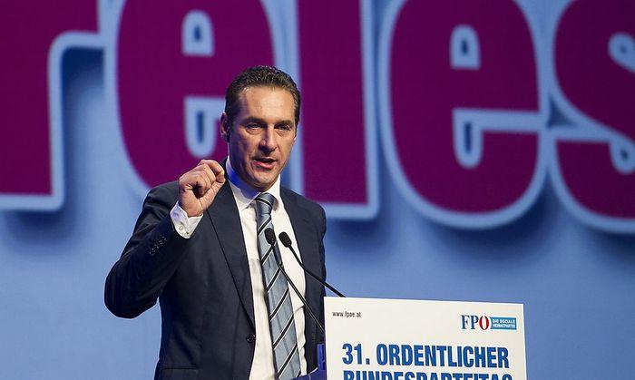 Strache will zehn Parteien für EU-Fraktion gewinnen
