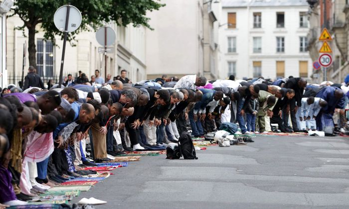 Themenbild: Islam in Europa