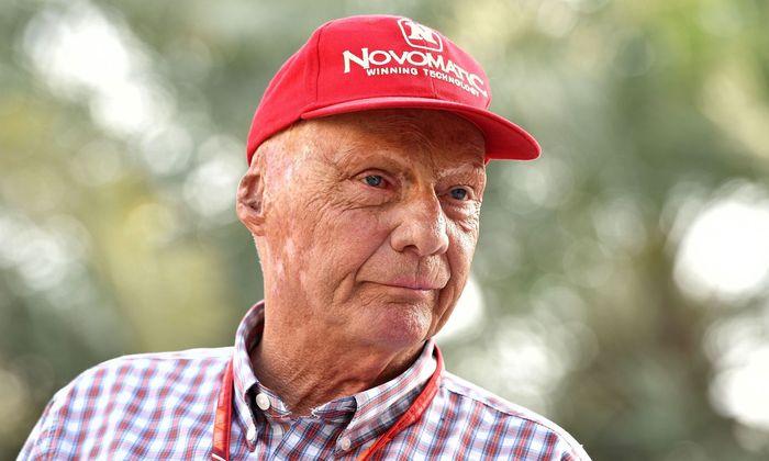 Niki Lauda steigt ins Rennen um Air Berlin