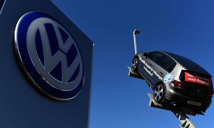 FILES-GERMANY-AUTOMOBILE-ENVIRONMENT-POLLUTION-VOLKSWAGEN