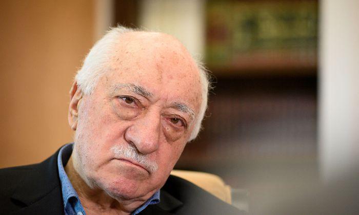 Prediger Fetullah Gülen wird in der Türkei für den versuchten Putsch 2016 verantwortlich gemacht